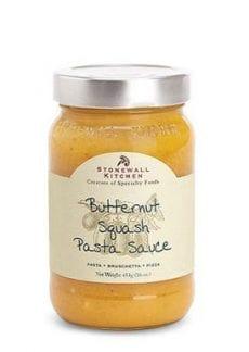 jar of butternut sauce
