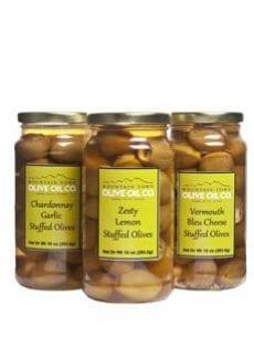 jars of our olives