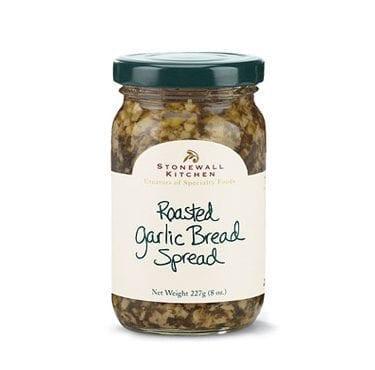 jar of sk garlic spread