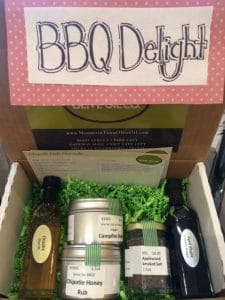 bbq delight box