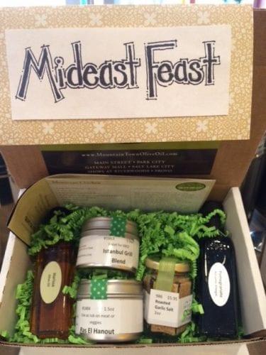 mideast feast box