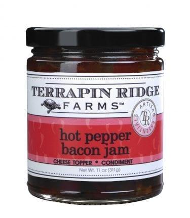 jhar of hot pepper bacon jam